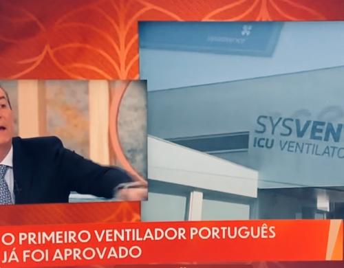 Primeiro ventilador português já foi aprovado. O Centro de Cirurgia Experimental Avançada, teve a honra de fazer parte deste projeto.